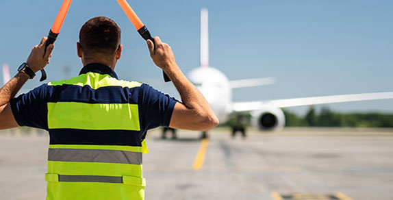 Aircraft Ground Handling Services