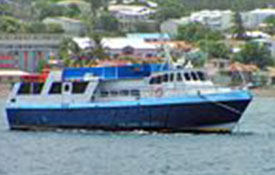 st.kitts ferry