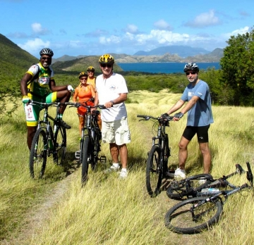Bicycle Tours - Round the Island Ride