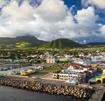 St. Kitts Island Tour